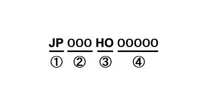 種雄牛の情報 ① コード番号